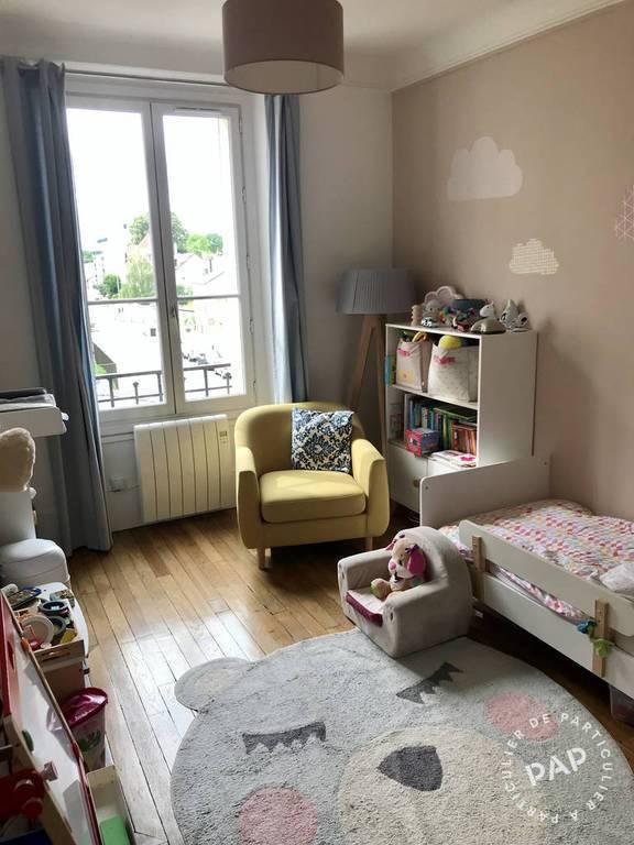 Appartement 440.000€ 55m² Saint-Germain-En-Laye (78100)