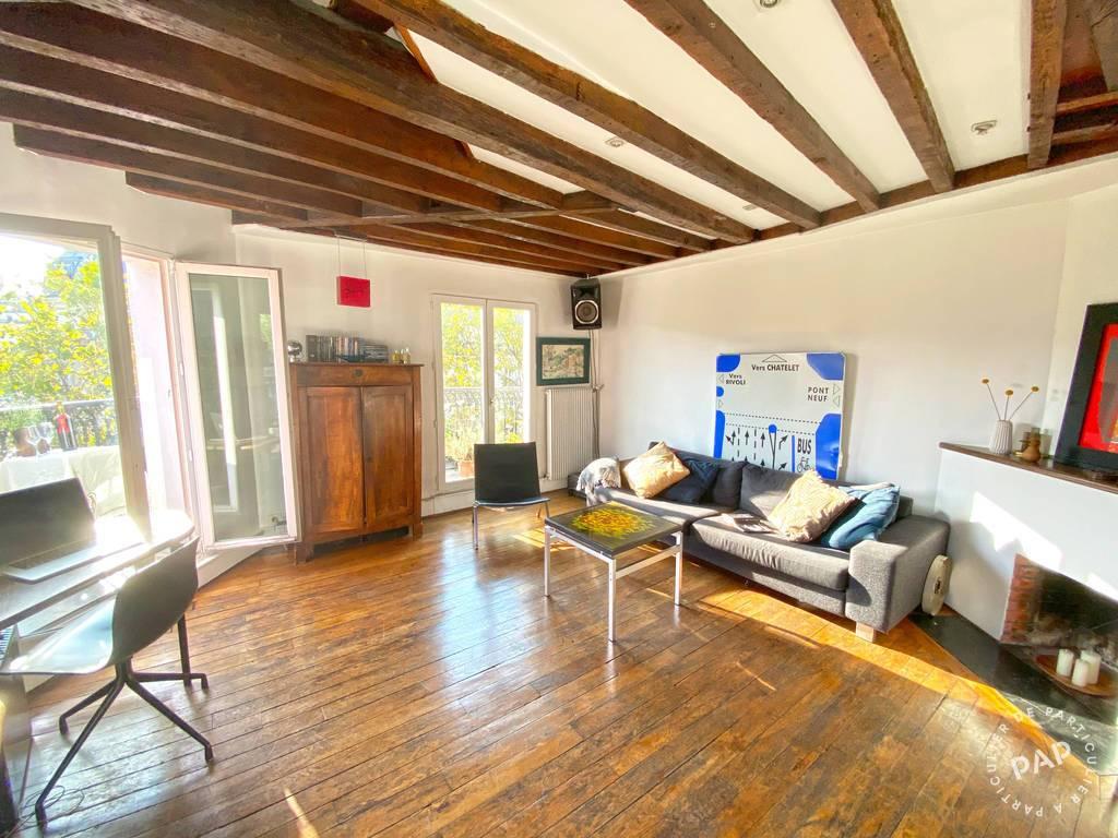 Appartement 780.000€ 75m² Paris 18E (75018)