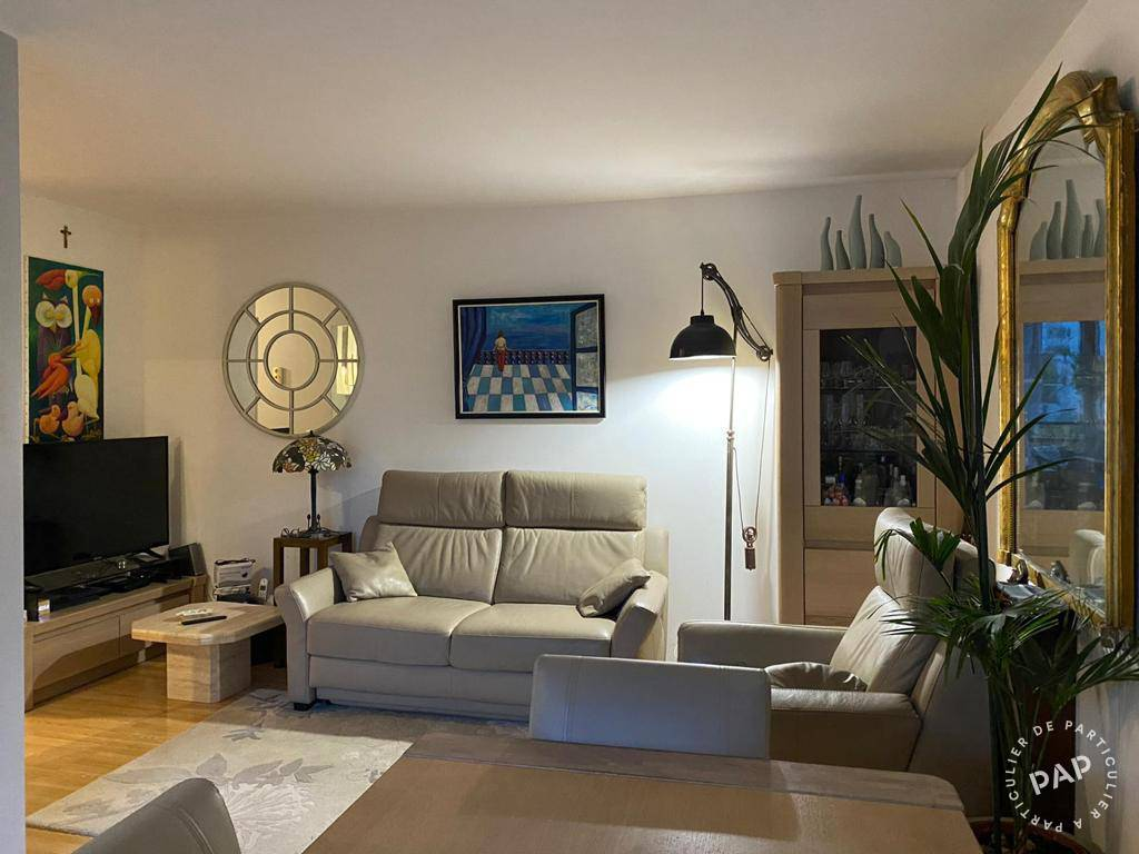 Appartement 390.000€ 64m² Nanterre (92000)