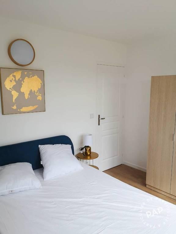 Appartement 490€ 68m² Évry (91000)