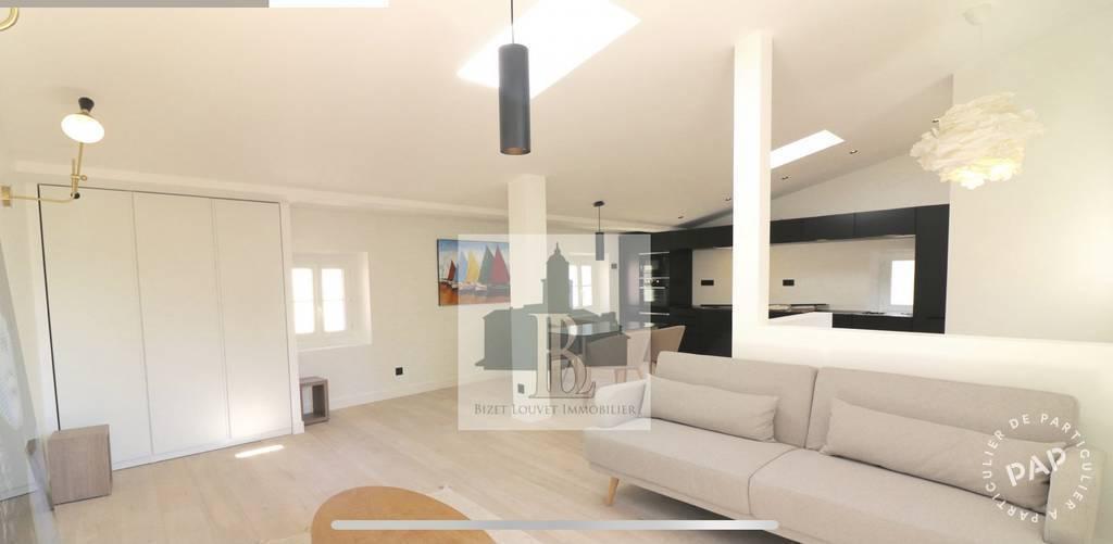 Immobilier Saint-Tropez (83990) 955.000€ 85m²
