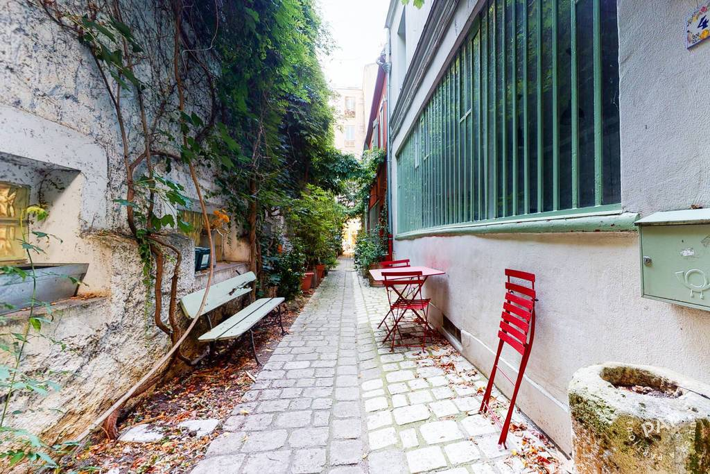 Vente Maison Paris 11E (75011)