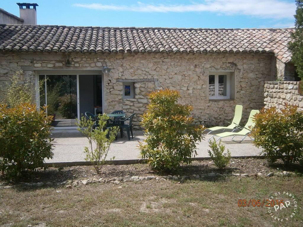 Location appartement 2 pièces Saint-Pierre-de-Vassols (84330)