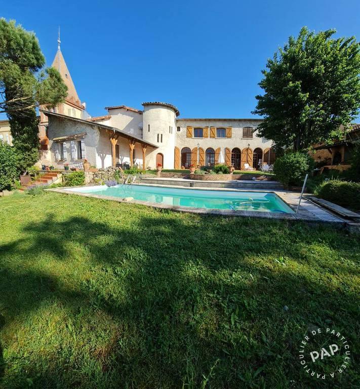 Vente Maison Le Castéra (31530) 300m² 620.000€