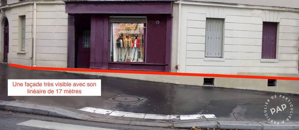 Vente et location Local commercial Paris 13E (75013) 90m² 650.000€