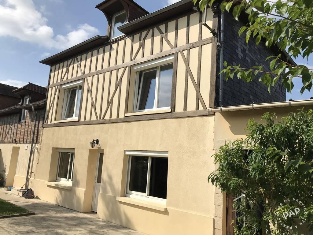 Vente Maison Saint-Pierre-Lès-Elbeuf (76320) 120m² 220.000€
