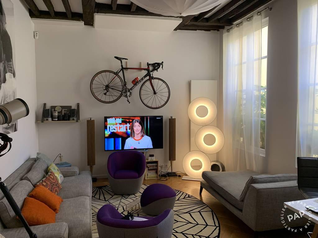 Vente Appartement Paris 3E (75003) 50m² 850.000€