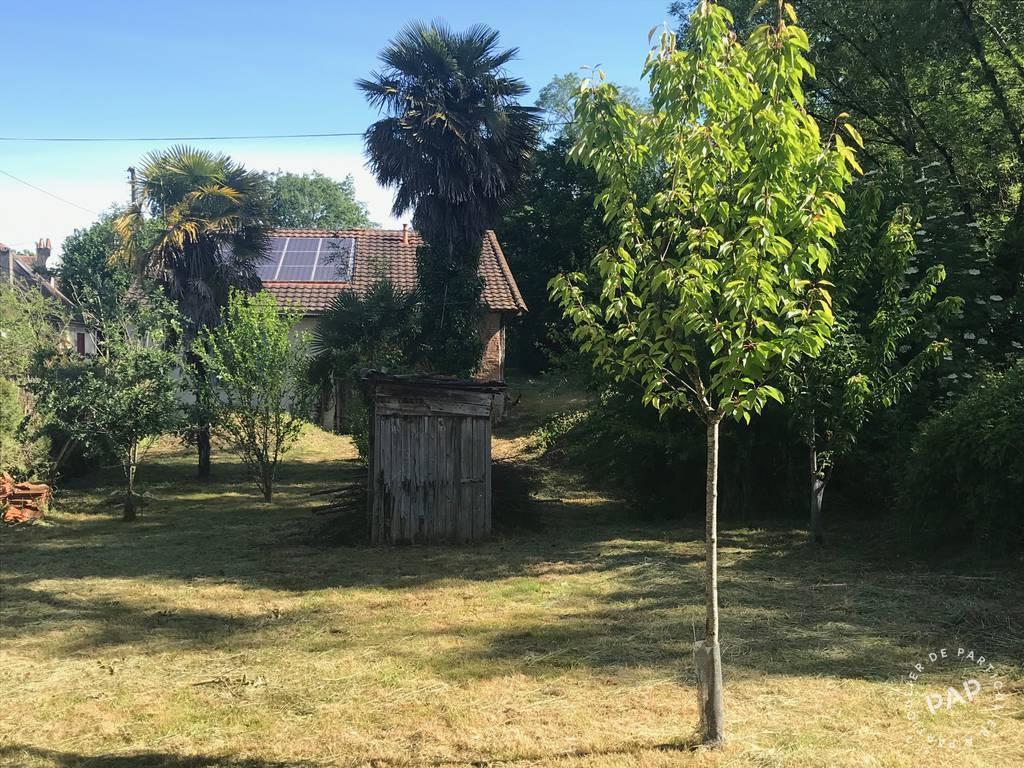 Vente Maison Saint-Martial-D'artenset (24700) 96m² 96.500€