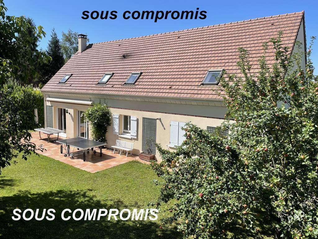 Vente Maison Jouy-Le-Moutier (95280) 200m² 620.000€
