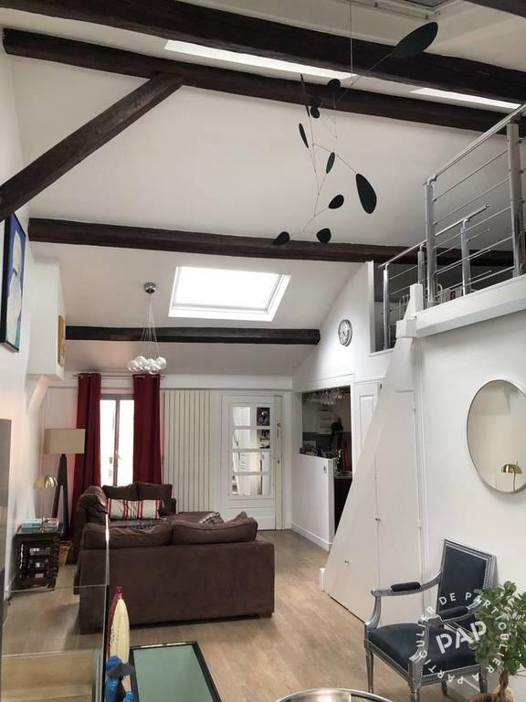 Vente Appartement Saint-Cloud (92210) 80m² 699.000€