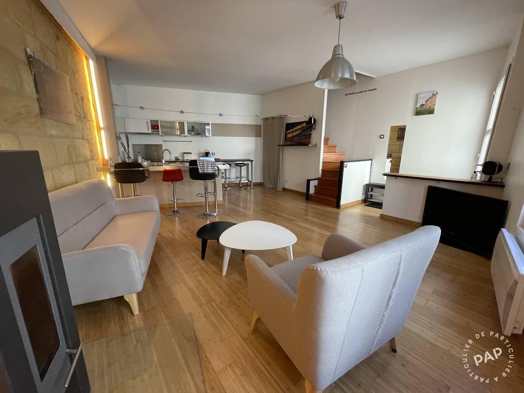 Vente Maison Bordeaux (33000) 80m² 415.000€