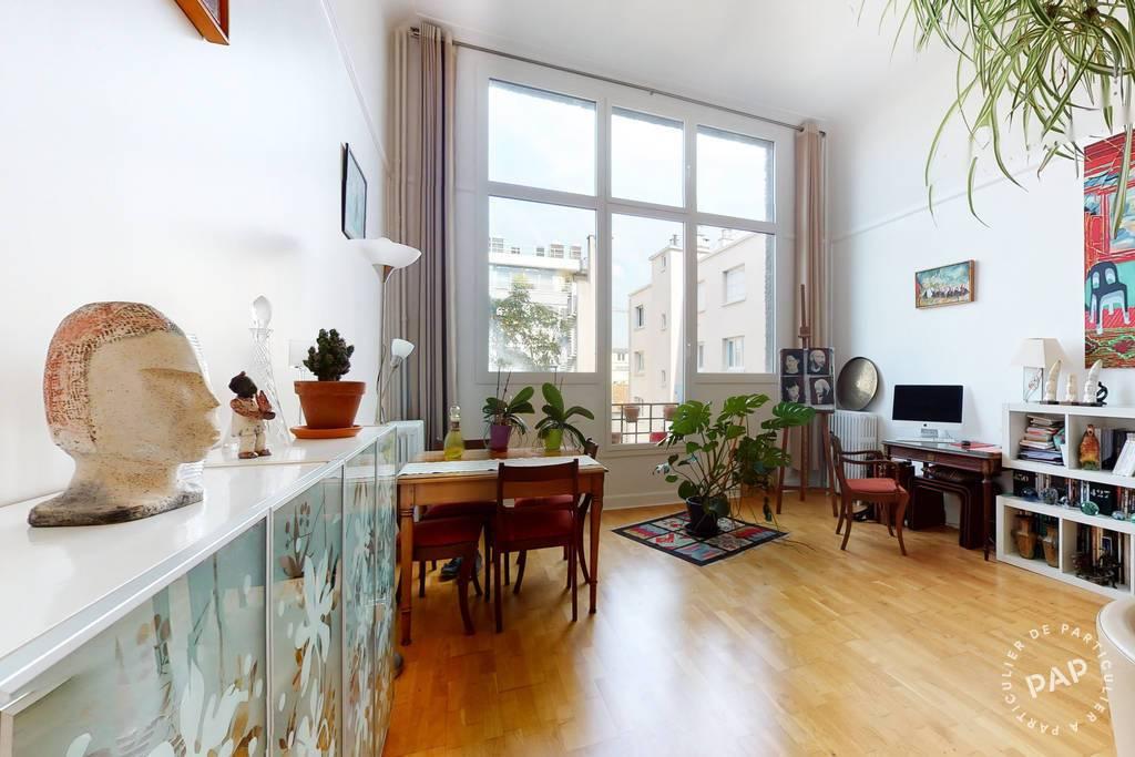 Vente Appartement Montrouge (92120) 70m² 625.000€