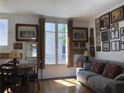 Vente appartement 2pièces 46m² Paris 15E (75015) - 520.000€