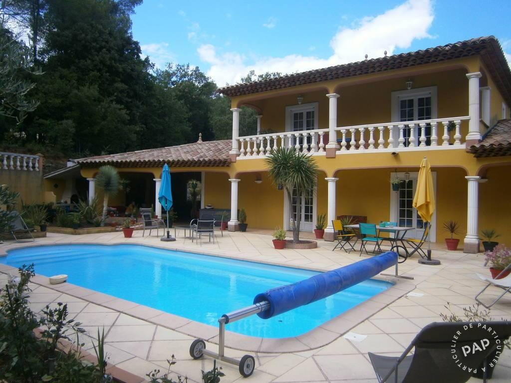 Vente Maison Salernes (83690) 166m² 630.000€