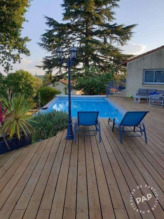 Vente Maison A 15 Km De Poitiers 230m² 398.000€