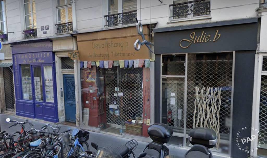 Vente Fonds de commerce Paris 4E (75004)  99.000€