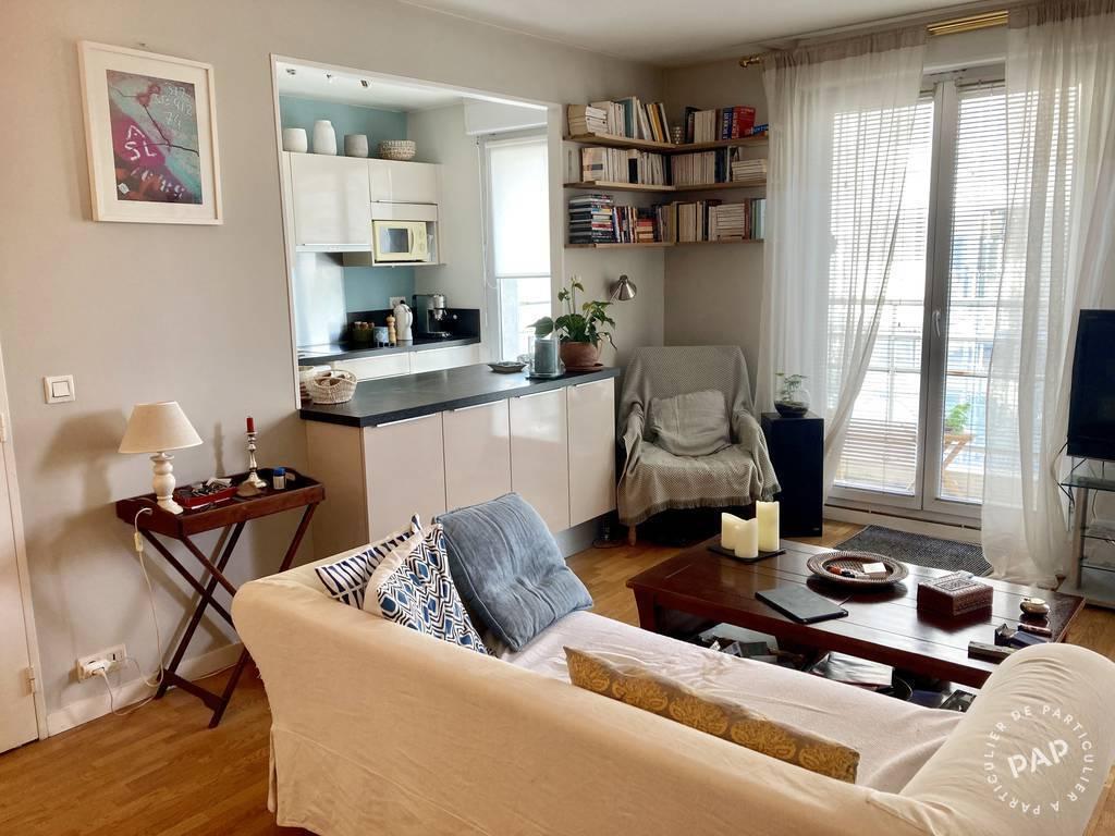 Vente Appartement Asnières-Sur-Seine (92600) 65m² 490.000€