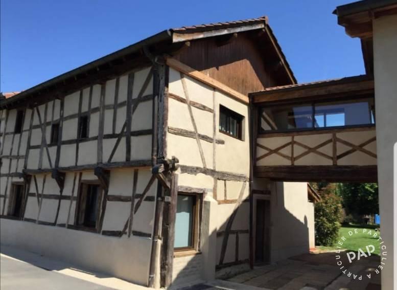Vente Maison Saint-Jean-Sur-Veyle (01290) 210m² 350.000€