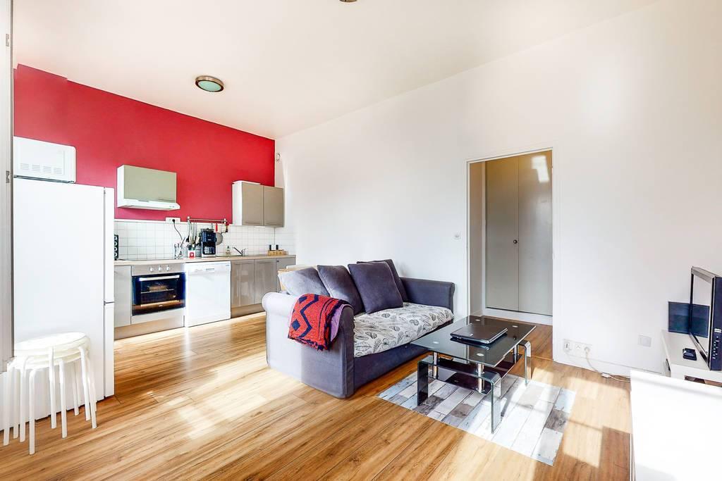 Vente Appartement Cherbourg-Octeville (50100) 40m² 110.000€