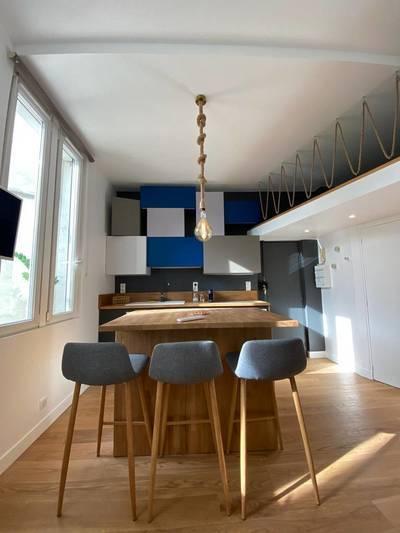Vente studio 32m² Paris 4E (75004) - 420.000€
