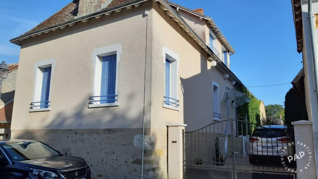 Vente Maison Moulins-Sur-Céphons (36110) 114m² 110.000€