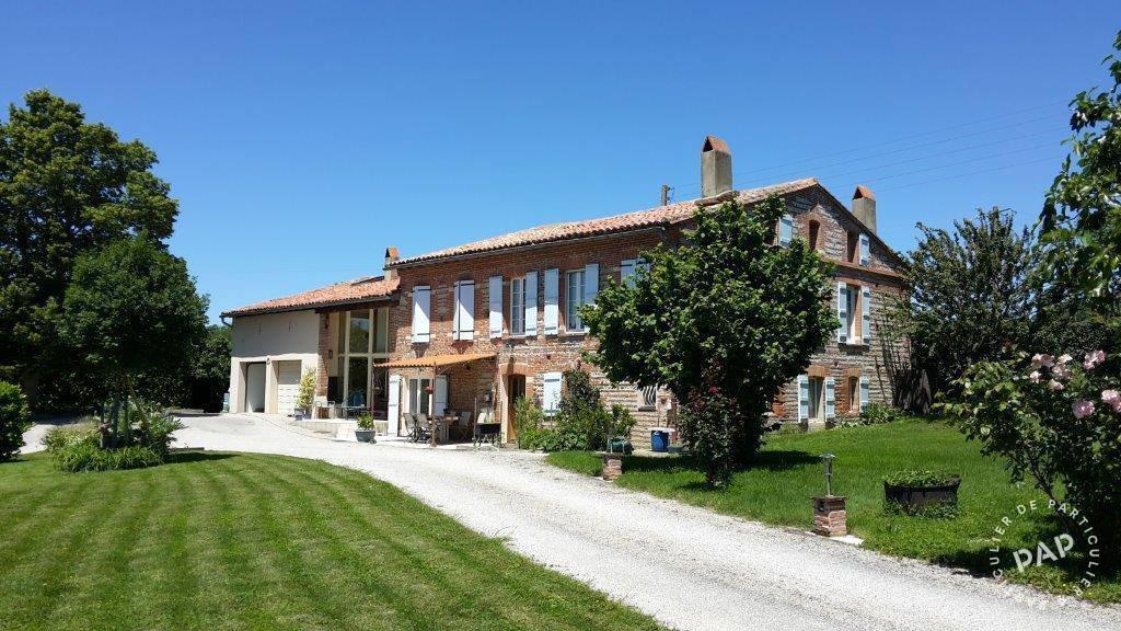Vente Maison Sainte-Foy-D'aigrefeuille (31570) 300m² 830.000€