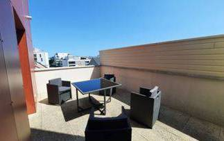 Tours Nord - Terrasse