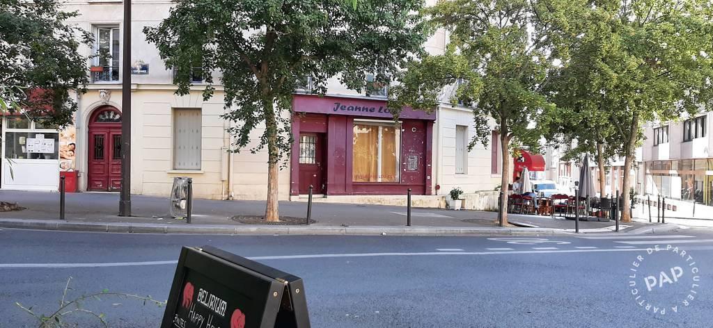 Vente et location Local commercial Paris 13E (75013)