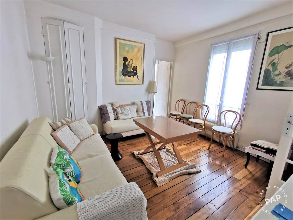 Vente Appartement Le Pré-Saint-Gervais (93310)