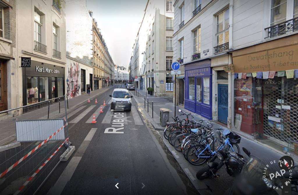 Vente Fonds de commerce Paris 4E (75004)