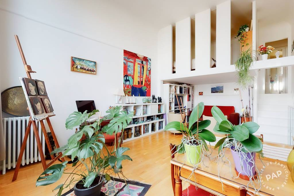 Vente immobilier 625.000€ Montrouge (92120)