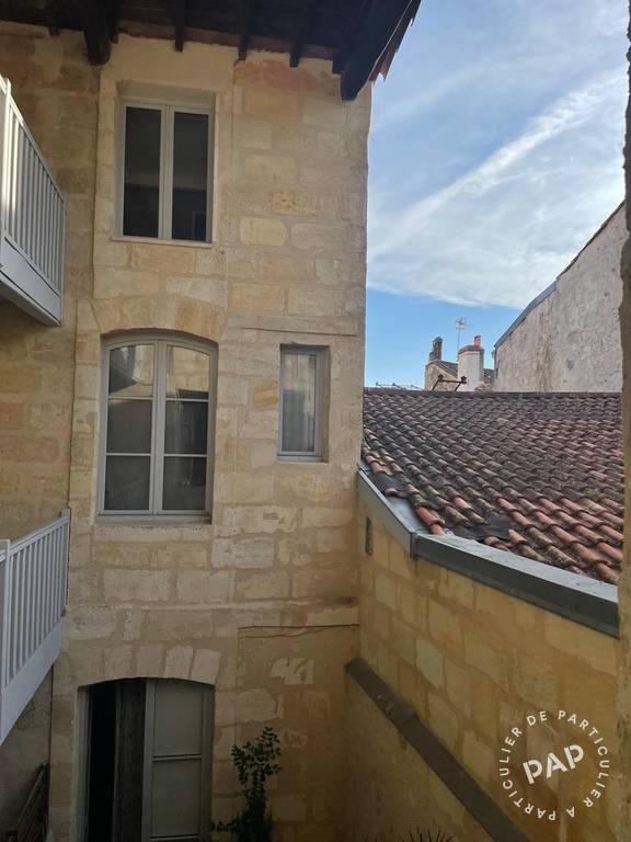 Vente immobilier 175.000€ Bordeaux (33000)