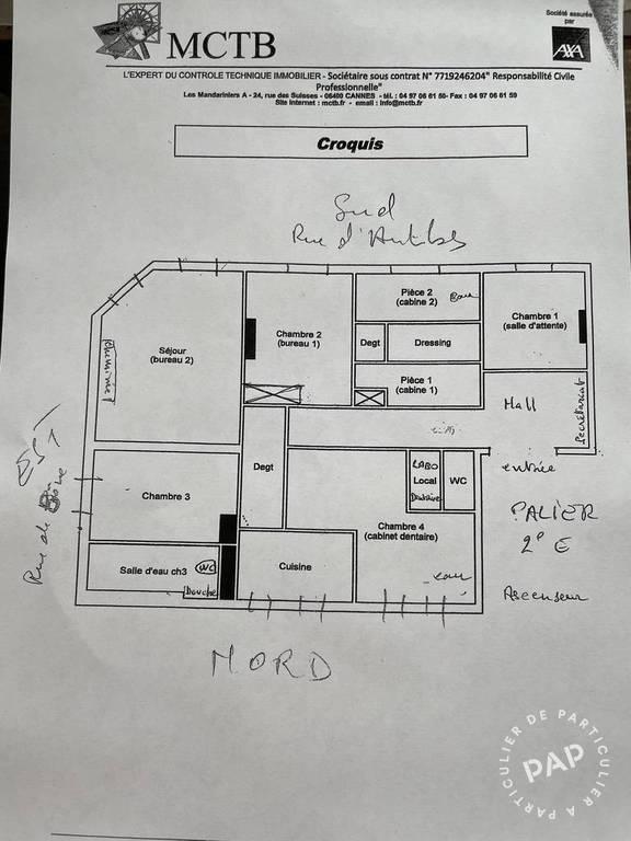 Vente et location immobilier 1.000.000€ Cannes (06400)