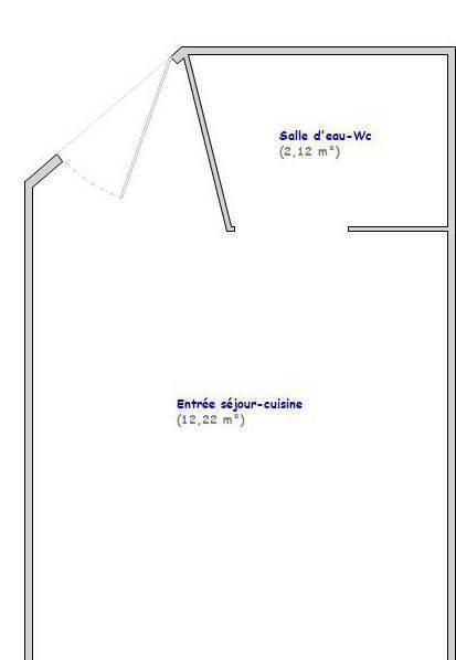 Vente immobilier 155.000€ Paris 20E (75020)