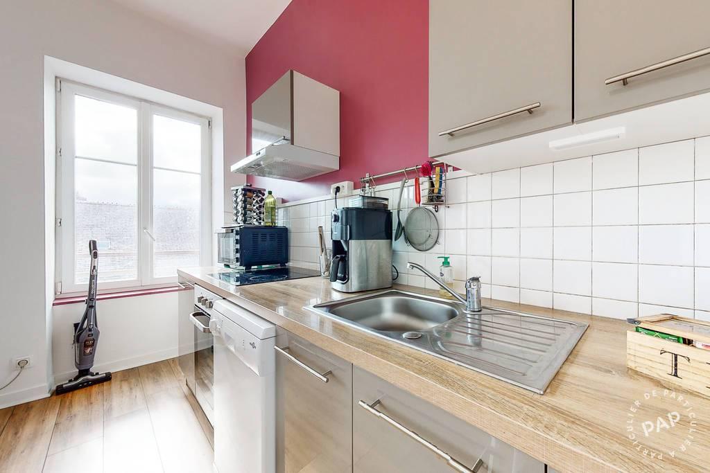 Appartement Cherbourg-Octeville (50100) 110.000€