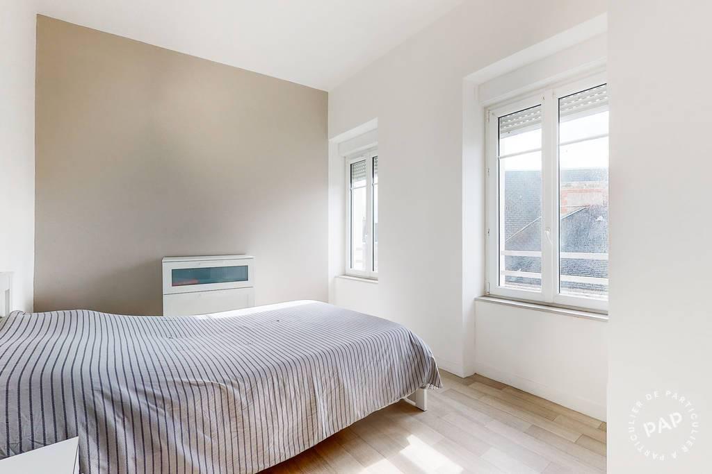Appartement 110.000€ 40m² Cherbourg-Octeville (50100)