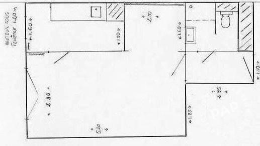 Appartement 28m²