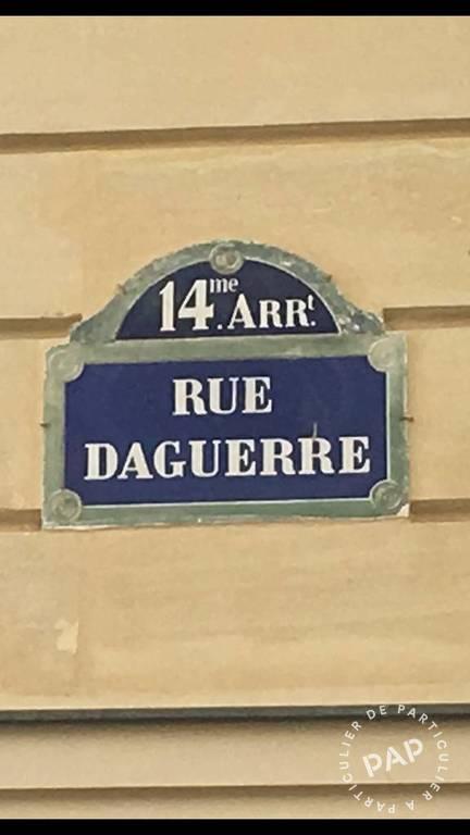 Location Local commercial Paris 14E 34m² 3.118€