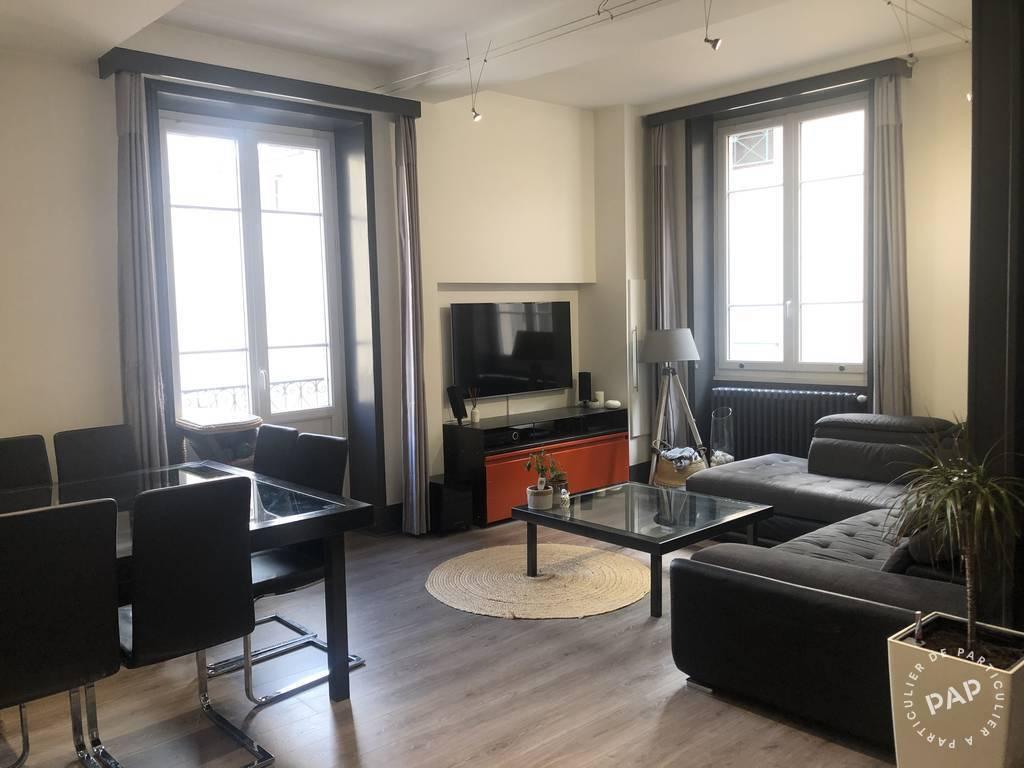 Vente Appartement Mâcon (71000) 55m² 120.000€