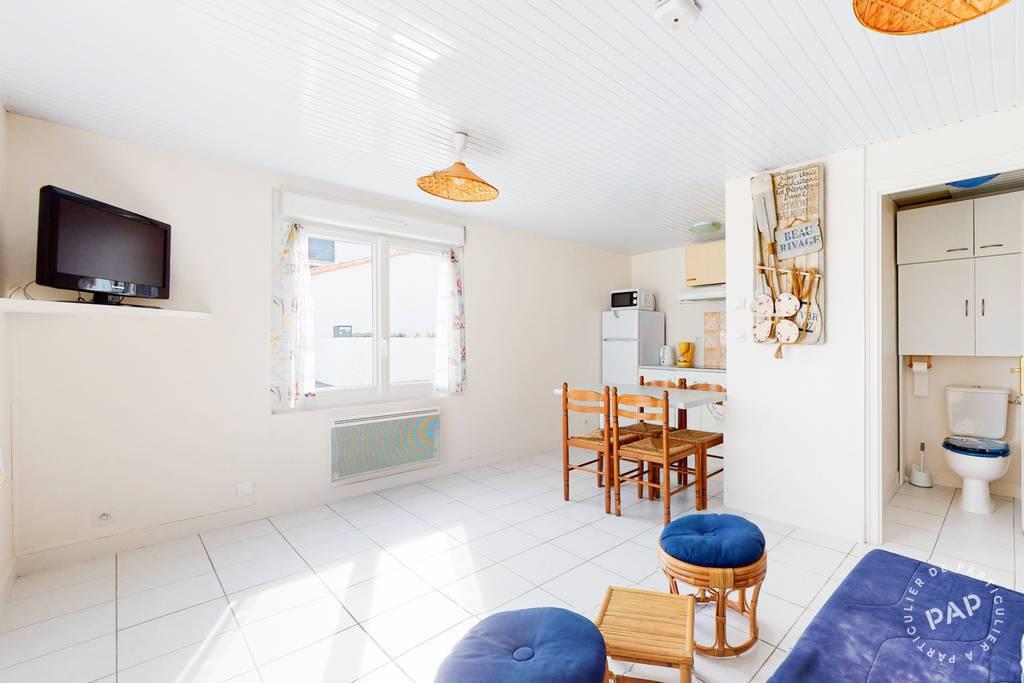 Vente Appartement La Tranche-Sur-Mer (85360) 32m² 145.000€