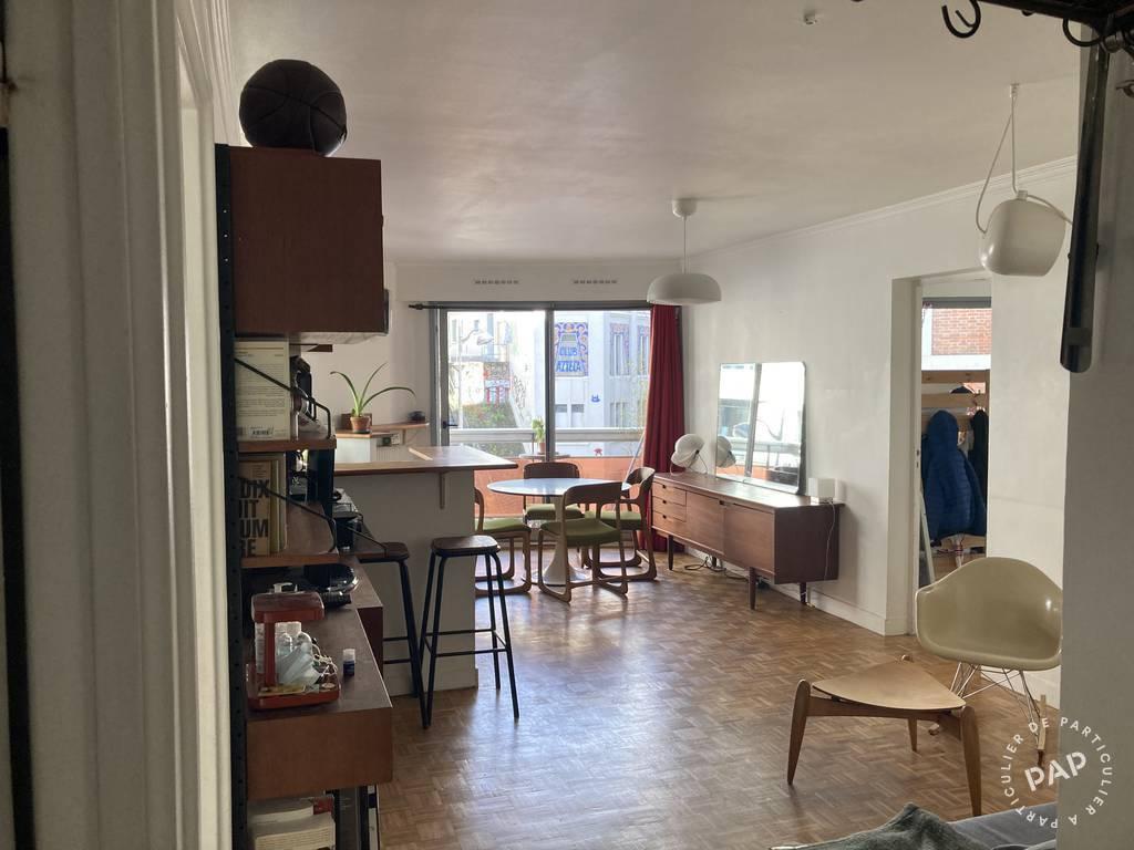 Vente Appartement Paris 19E (75019) 56m² 556.000€