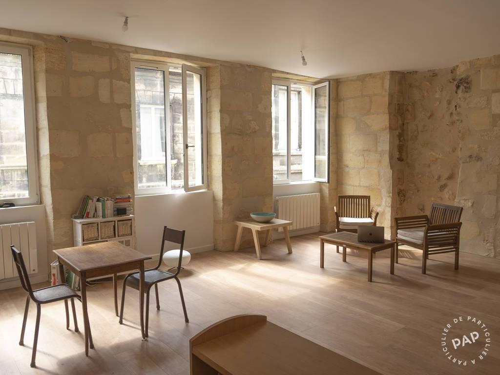 Vente Appartement Bordeaux 65m² 339.950€