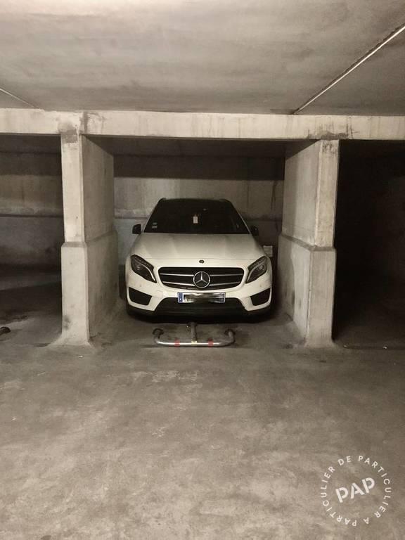 Location Garage, parking Paris 3E (75003)  170€