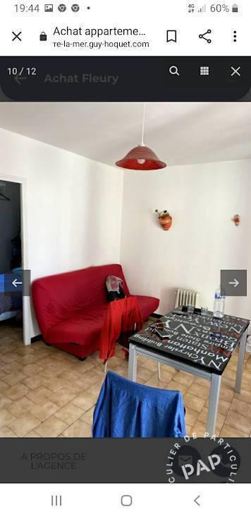 Location Appartement Fleury 29m² 580€