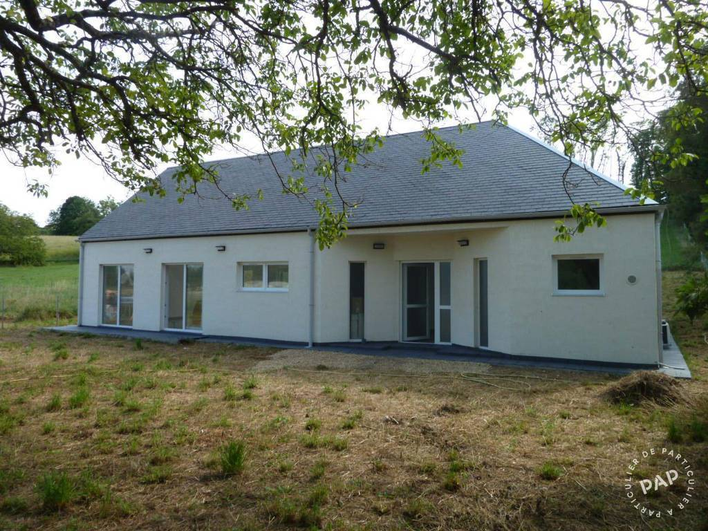 Vente Maison Seigy (41110) 140m² 190.000€