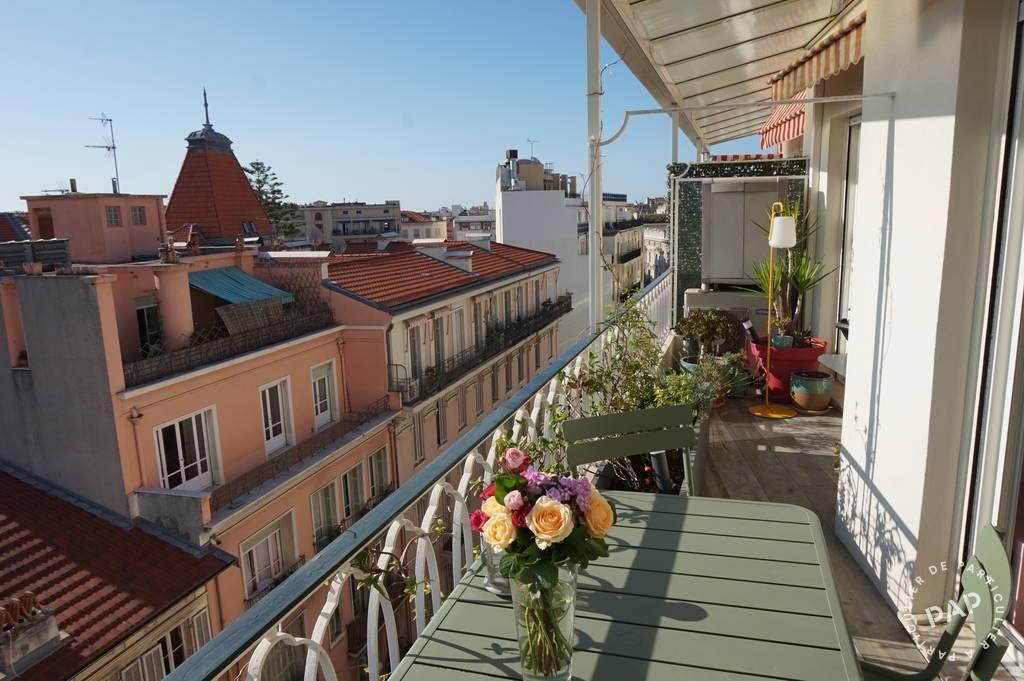 Vente Appartement Nice (06000) 60m² 575.000€