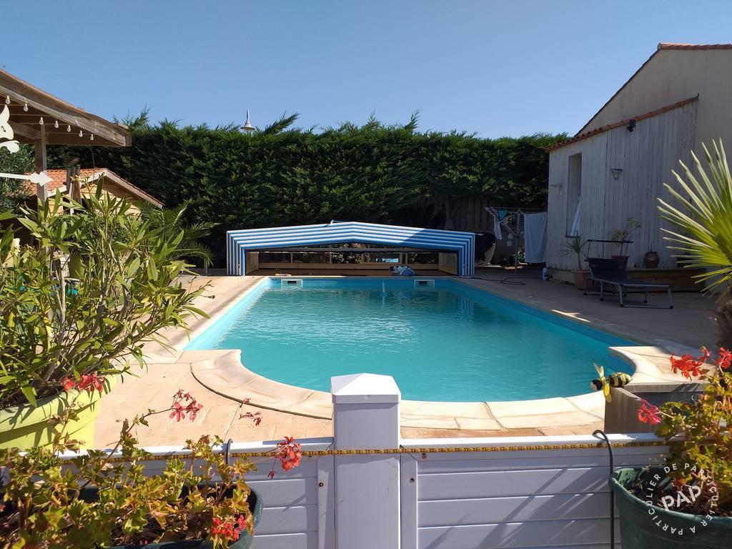 Vente Maison Brem-Sur-Mer (85470) 160m² 408.000€