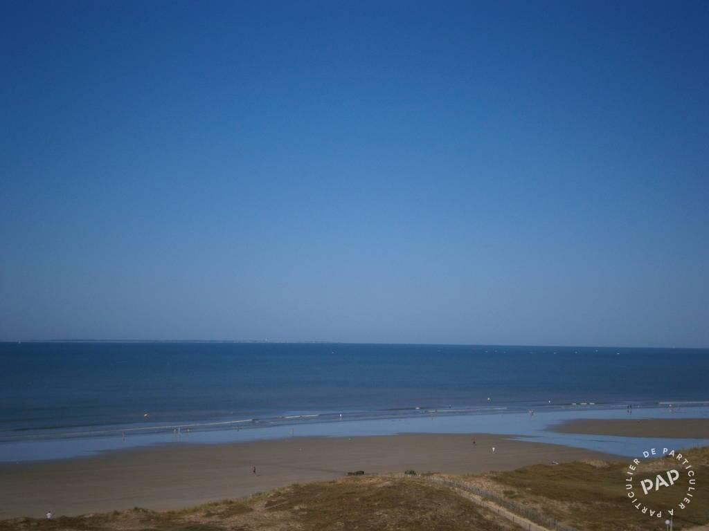 Vente Appartement Saint-Hilaire-De-Riez (85270) 41m² 115.000€