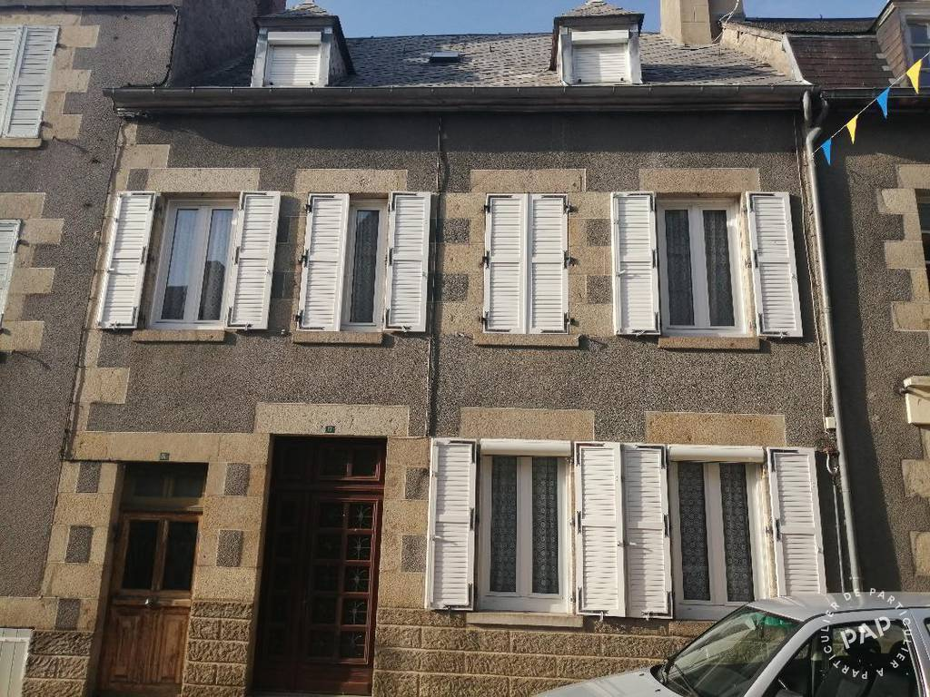 Vente Maison Bénévent-L'abbaye 150m² 60.000€