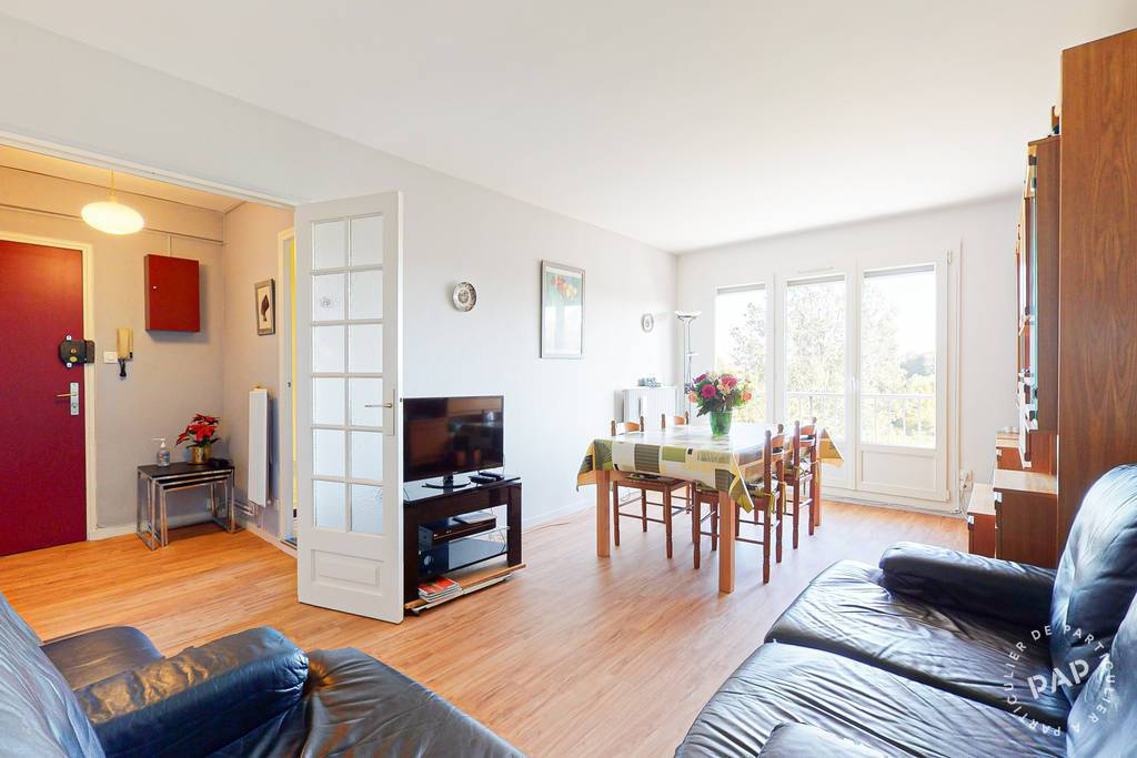 Vente Appartement Bourges (18000) 77m² 150.000€